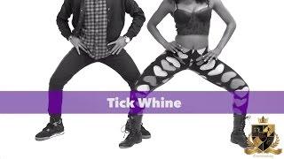 Learn to Tick Whine w/ iDA Kelsey (Move 2 of 4) | Dance Hall / Reggae Grooves @iDanceAcademyLA