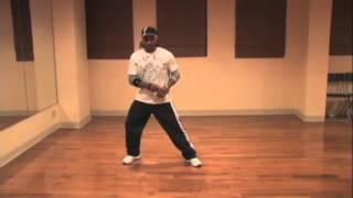 Hip Hop Dance Basics (Slide Step) 2010