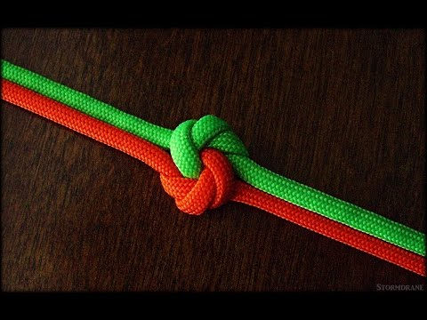 HOW TO TIE A PARACORD MANDALA KNOT