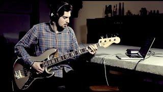 Mart - Paramore - Ain't It Fun (Bass Cover)