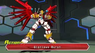 Digimon World Data Squad Wargreymon X