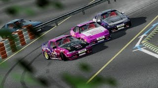 Live for Speed: Online Tandem Drifting (Public Server) - Livestream