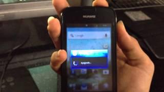 Como hacer root tu Huawei ascend Y210D