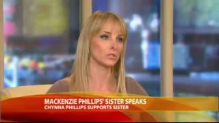 Chynna Phillips on Sister McKenzie's Incest