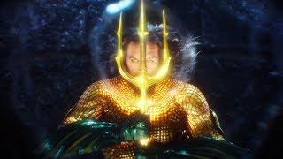 Rise Atlantis   Aquaman [4k, IMAX]