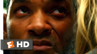 Hancock (2008) - Call Me A**hole One More Time Scene (4/10) | Movieclips