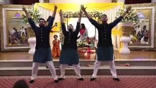 AyeshaUmer Mehndi Dance
