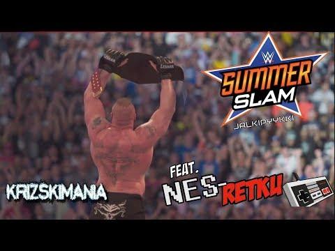 Xxx Mp4 The Krizski NESRetku Jälkipyykki WWE SummerSlam 2017 3gp Sex