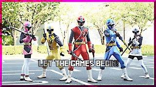 Power Rangers Ninja Steel - Fan-Opening