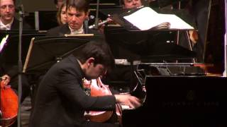 Behzod Abduraimov plays Saint-Saëns' Piano Concerto No. 2