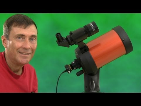 How to find Saturn with a webcam