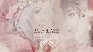 Video Wedding Cinematic Movie Trailer Islami couple di Surabaya   AZIZ & RARA