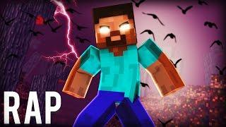 Minecraft RAP | A MALDIÇÃO DE HEROBRINE  |  Ft KRC