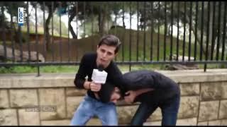 عباس جعفر يمارس رياضة الMMA(مضحك)
