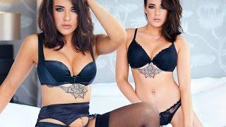 Stephanie Davis strips off for sizzling lingerie shoot she QUIT Hollyoaks