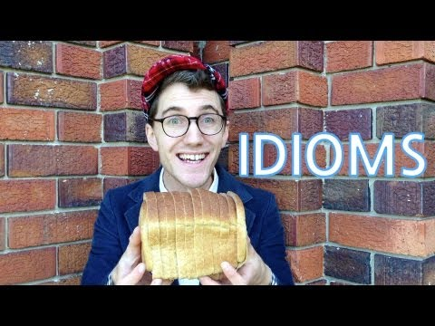 watch Best Thing Since Sliced Bread - Idioms - Mr. Palindrome's Kids Vlog #4