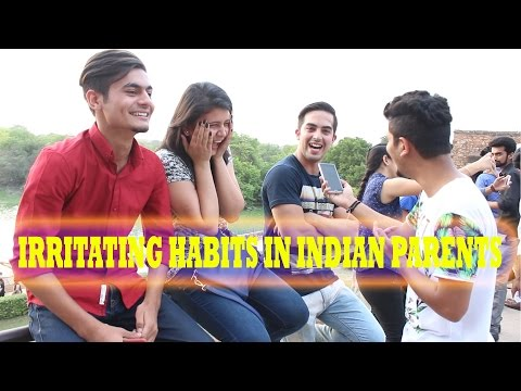 IRRITATING HABITS IN INDIAN PARENTS | Street Interview | Crazy Duksh