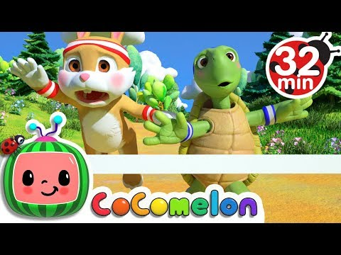 Xxx Mp4 The Tortoise And The Hare More Nursery Rhymes Amp Kids Songs Cocomelon ABCkidTV 3gp Sex