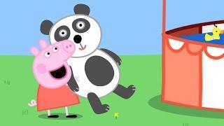 Peppa Pig Français | 3 Épisodes | La Fête Foraine | Dessin Animé Pour Enfant