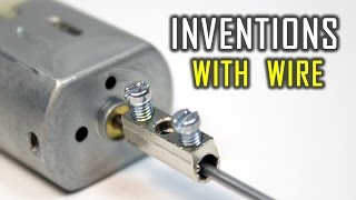 4 Incredible Ideas and Life Hacks You Can Make With WIRE