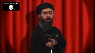 Stand-up comedy with Abu Bakr al-Baghdadi