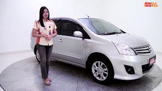 MOBIL BEKAS NISSAN GRAND LIVINA XV 1.5 AT-ABU2X MET-2013