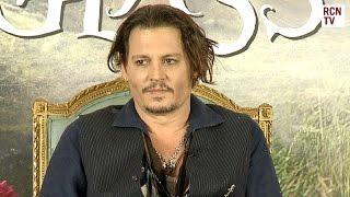 Johnny Depp Interview Music & Hollywood Vampires