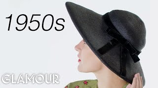 100 Years of Hats | Glamour