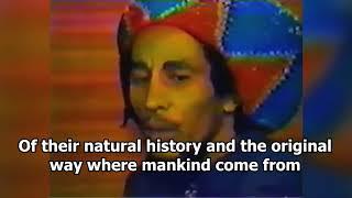 Bob marley - About Illuminati system and brainwash education (HD) + Music