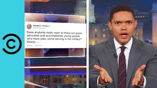 Trump Is The Master Of Mixed Messages - The Daily Show | Comedy Central