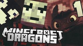 MineCraft: Dragons #1 - WRECKING BALL MILEY CYRUS /w Kislu - Mini-Game