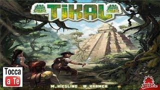 Tocca a te 092 - Tikal