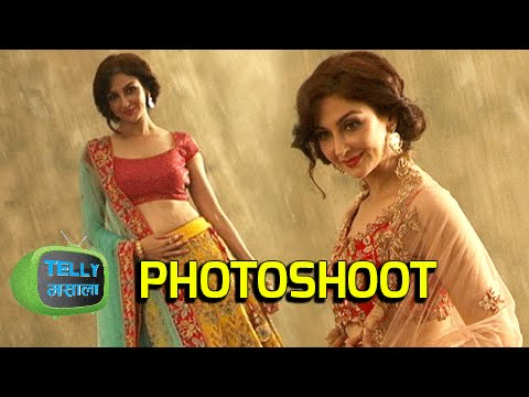 Saumya Tandon aka Anita Bhabhi doing HOT Photo Shoot | Bhabi Ji Ghar Par Hai! | & Tv