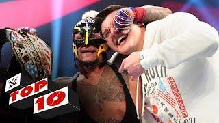 Top 10 Raw moments: WWE Top 10, Nov. 25, 2019