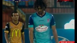 ملخص مباراة - الإنتاج الحربي 0 - 1 بتروجت | الجولة 7 - الدوري المصري