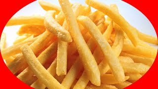 Frozen French Fries by king chef shahid jutt