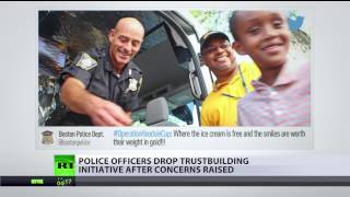 No more 'High Five Friday': Initiative to build trust between US police & school children dropped