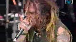 Soulfly - bumba (live at sydney big day out)