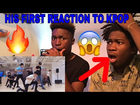 EXO_전야 (前夜) (The Eve)_Dance Practice  FIRST REACTION