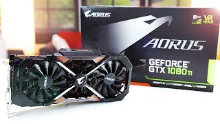 Another 1080Ti Review.... but with a surprise ending. AORUS Xtreme Edition