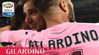Il gol di Gilardino- Palermo Verona-3-2 - Giornata 38 - Serie A TIM 2015/16