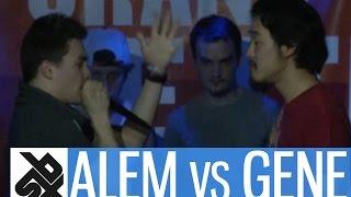 ALEM (FRA) vs GENE (USA) | GBBB