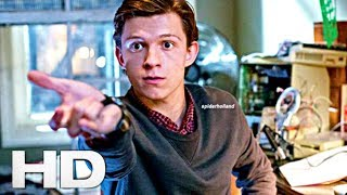 Spider-Man: Homecoming | BEHIND THE SCENES [HD] -(2017)- Tom Holland, Zendaya
