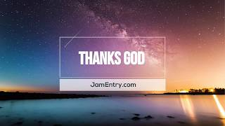 Joel Osteen - Thank God  - Inspirational Quotes
