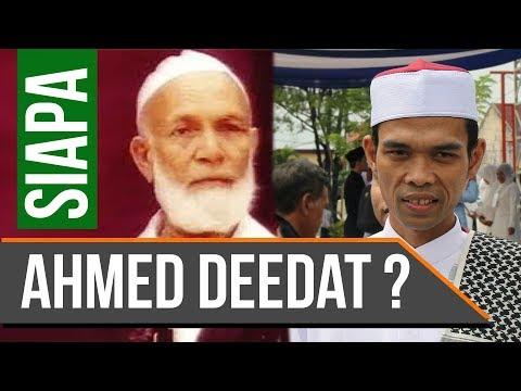 Xxx Mp4 Siapa Sebenarnya Ahmed Deedat Ustadz Abdul Somad 3gp Sex