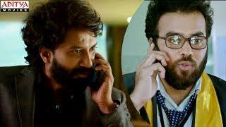 Satyadev Great Escape Scene | Bluff Master Movie Scenes | Satyadev | Gopi Ganesh