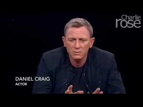 Daniel Craig: 'Spectre' the Most Fun I've Had as 007 (Nov. 5, 2015) | Charlie Rose