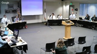 Special Meeting of the Board of Martinez USD - 5/15/17