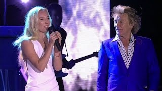 Rod Stewart - Forever Young [Viña del Mar fiesta 2014]