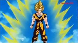Dragonball Z - Son Goku wird zum SSJ3 [ Deutsch ] [ 720 p HD ]